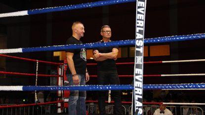 Ex-kampioen Germyns van de keuken naar Boxing Night