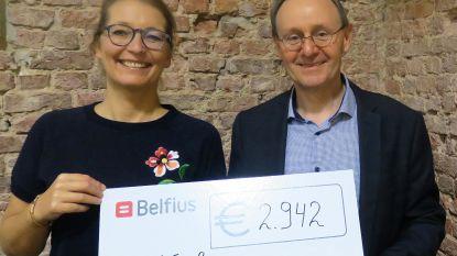 2.942 euro voor MS Liga Vlaanderen