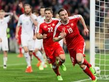 Zuinige zege Zwitsers op Letland