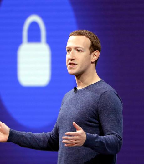 'Recordboete dreigt voor Facebook'