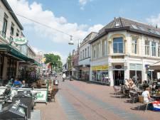 Straatverlichting in Enschedese winkelstraat De Heurne brandt weer