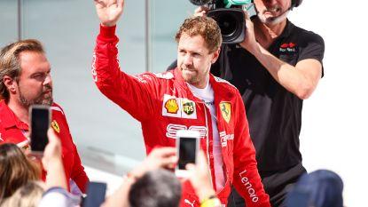 Ferrari vraagt herziening tijdstraf voor Sebastian Vettel in GP Canada