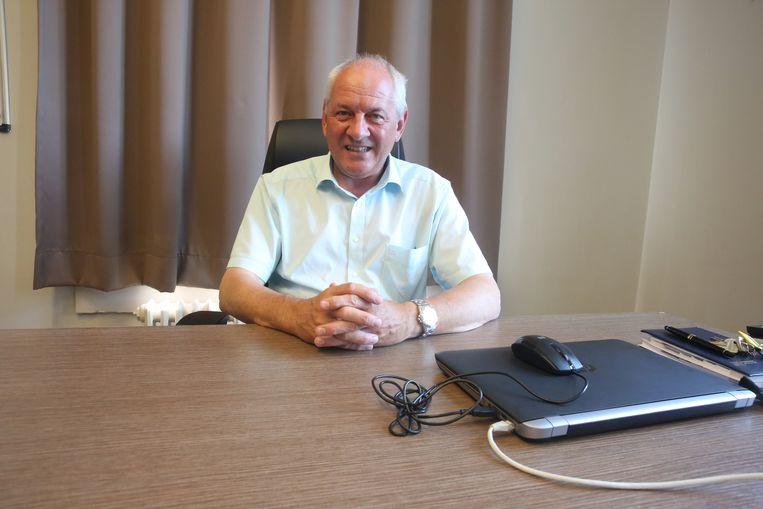 Dany Berckmans gaat binnenkort met pensioen als algemeen directeur van het Heilig Hart&College.