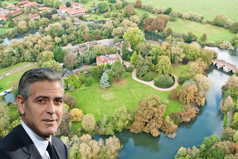 George Clooney's eiland
