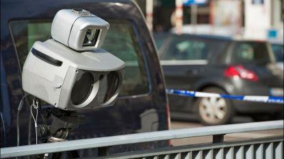 Politie controleert 4.235 chauffeurs op snelheid in Klein-Brabant