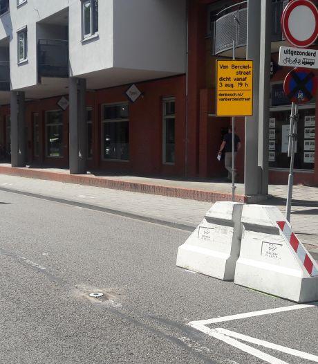 Van Berckelstraat dicht voor auto's: 'Meer dan twintig jaar op gewacht, maar de gemeente is ook dom'