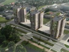 Bouw tweede woontoren aan Overkampweg gaat van start