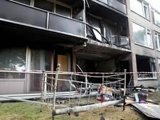 Verdachte (65) van brandstichting in eigen huis Oosterhout langer vast