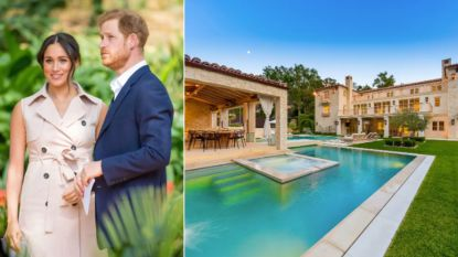 BINNENKIJKEN. In deze luxevilla in Malibu willen Harry en Meghan gaan wonen