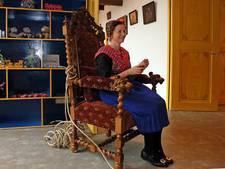 Historisch meubelstuk Staphorst na 122 jaar met pensioen