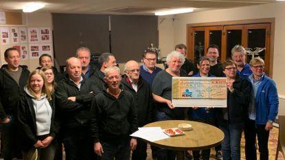 Hulste for Life schenkt 6.000 euro aan Make-a-Wish