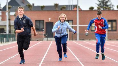 Sportievelingen Blijdorp trainen voor Special Olympics