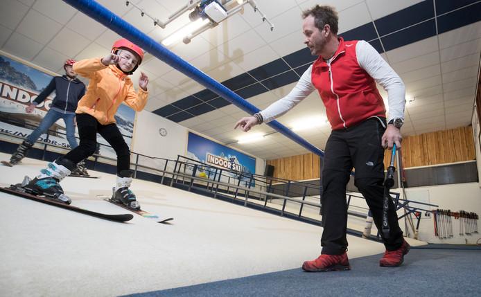 Indoor ski in 2017
