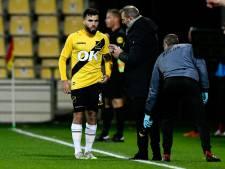 Steijn over tegengoals NAC: 'Heeft niks met betaald voetbal te maken'