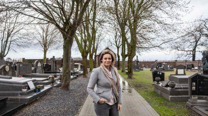 Begraafplaatsen Sint-Truiden veranderen van grijs in groen