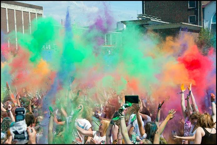 Het Holi Fusion Festival