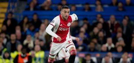 Ajax gaat verder zonder Ziyechs wapenarsenaal