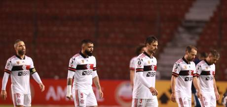 Titelhouder Flamengo keihard onderuit bij hervatting Copa Libertadores