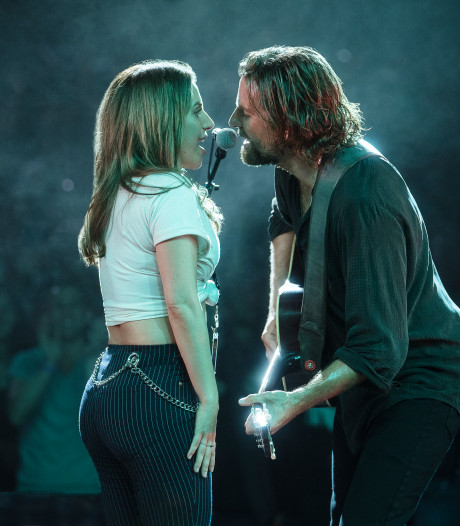 Film A Star is Born met Lady Gaga passeert 100 miljoengrens in Amerika