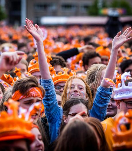 Deze artiesten kun je óók gaan zien op ORANJE Koningsdag in Amersfoort