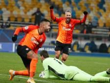 Le Real se plante à Donetsk, qualification menacée pour Thibaut Courtois et ses équipiers