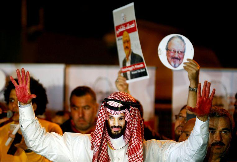 Trump vindt wapenverkoop belangrijker dan moord op Khashoggi: begrijpelijk?