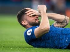 Chelsea zonder Giroud en Tomori tegen Lille
