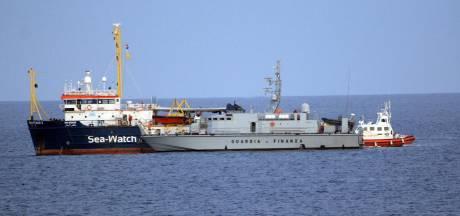Sea-Watch 3 gaat toch aan land in Italië