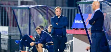 De Graafschap-trainer Snoei over controversiële uitspraken over corona-uitbraak NAC: 'Betreur dat het zo is overgekomen'