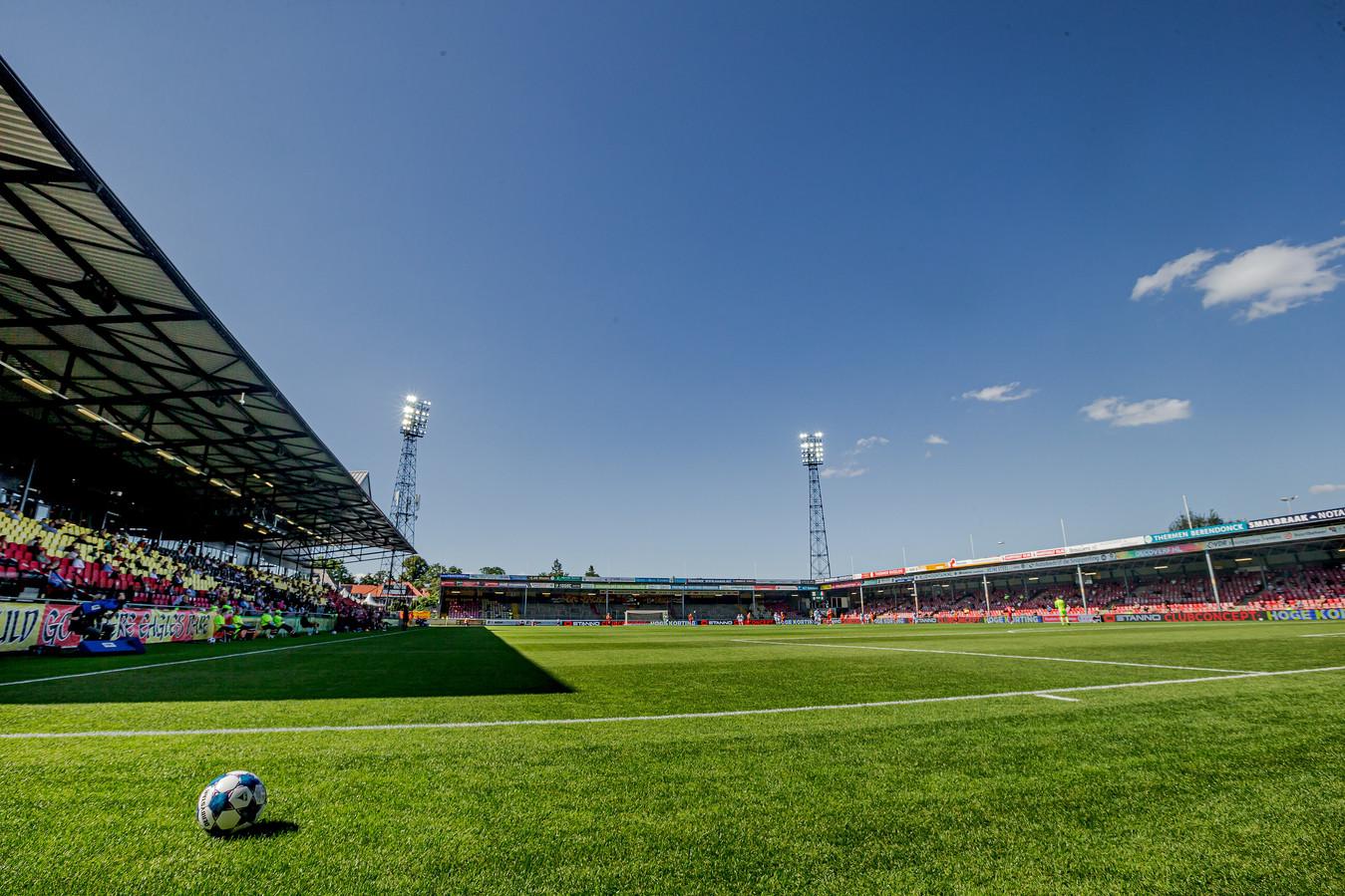 Het stadion van Go Ahead Eagles.
