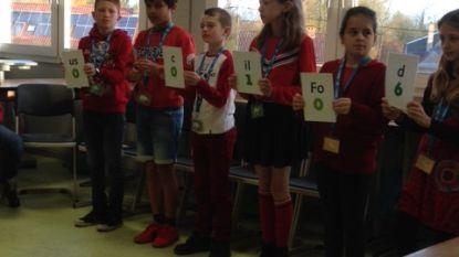 Eliza van Klim Op Zandbergen wordt junior detective van Child Focus