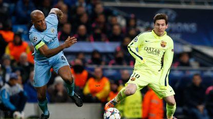 """Vincent Kompany legt de kunst van het verdedigen op Messi, 'Ibra' en Suarez uit: """"Dat deed ik al toen ik nog een kind was"""""""