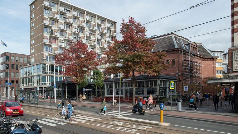 In Amsterdam werden woningen de afgelopen drie maanden 13,1 procent duurder. Beeld Maarten Steenvoort