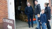 Minister Koen Van den Heuvel bezoekt Raf Patat in Geel