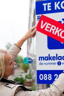 Huizenprijzen blijven stijgen: verkoop in regio Eindhoven 6 tot 7 procent teruggelopen