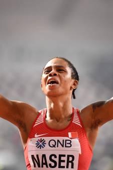 La Bahreïnie Salwa Eid Naser, championne du monde du 400 m, suspendue provisoirement