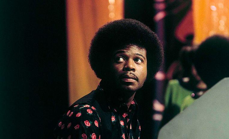 Edwin Hawkins in 1971 Beeld ANP/Kippa