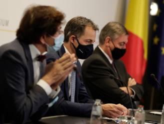 Politiek buigt zich over adviezen Celeval: grenzen moeten dicht, contactberoepen verboden