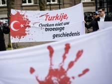 Turkije veroordeelt genocidebesluit Nederland