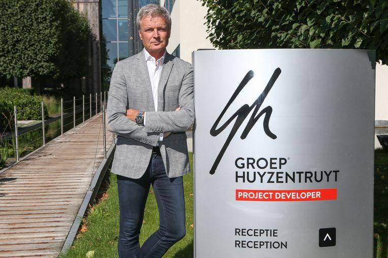 Philippe Huyzentruyt gedelegeerd bestuurder van groep Huyzentruyt.