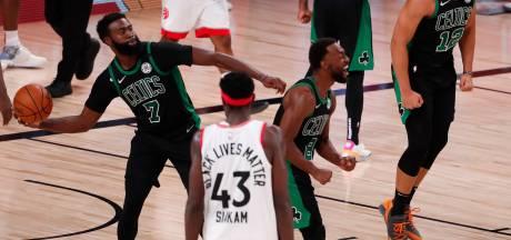 Celtics schakelen titelverdediger Raptors uit in play-offs NBA