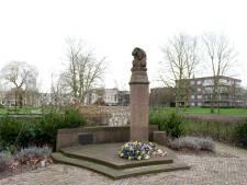 Spoedklus in Wijhe: oorlogsmonument moet voor 4 mei gerenoveerd worden