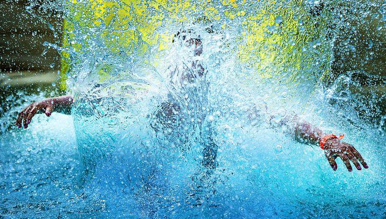 Het Marnixbad krijgt een poolparty tijdens Amsterdam Dance Event Beeld anp