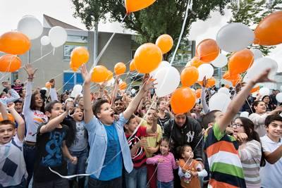 Wethouder Bonte wil einde aan feest met ballonnen: verbod op loslaten in lucht