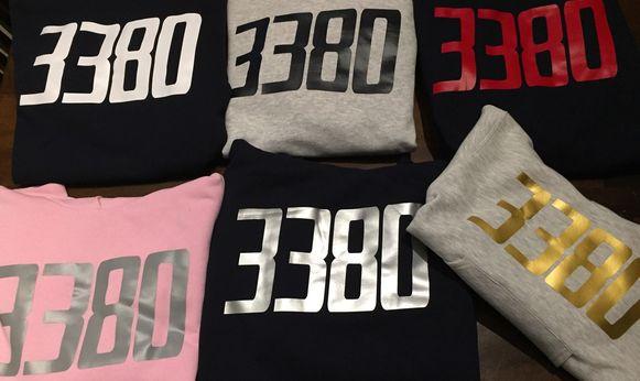 De hoodies zijn klaar om Glabbeek te veroveren.