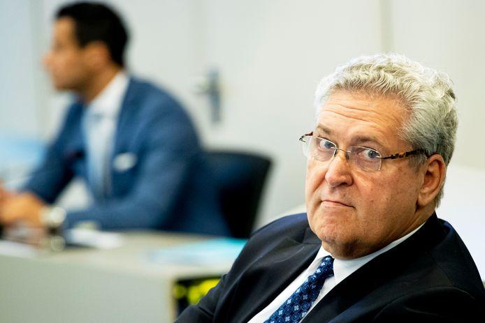 Henk Krol (50PLUS) hoopt dat de leden van zijn partij afrekenen met opstandige provinciebestuurders.