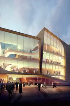 Nog maar twee aannemers voor nieuw Theater aan de Parade in Den Bosch over