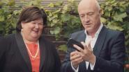 Achter de schermen:  Geert Hoste kiest Maggie De Block