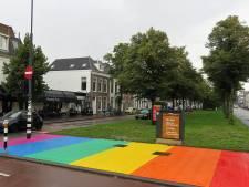 Haarlem is een regenboogstad en dit betekent het