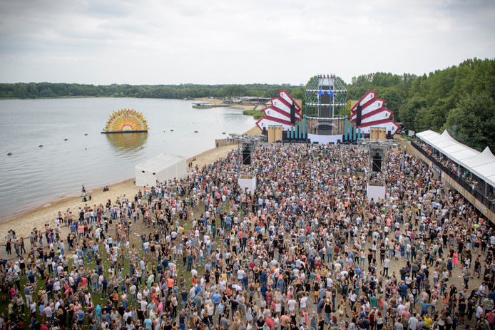 Lakedance op Aquabest